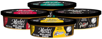 Merkts® Supper Club® Beer Cheese Spread 7 oz. Tub