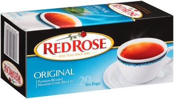 Red Rose® Original Tea Bags 20 ct Box