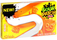 Stride Sour Patch Kids Orange Sugar Free Gum