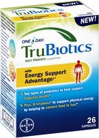 One A Day® TruBiotics® Daily Probiotic Supplement Capsules 26 ct. Box