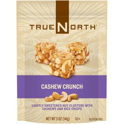 TrueNorth® Cashew Crunch Nut Clusters 5 oz. Stand-Up Bag