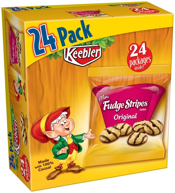 Keebler® Fudge Stripes™ Original Cookies