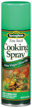 Springfield Non-Stick Extra Virgin Olive Oil Cooking Spray 5 Oz Aerosol Can