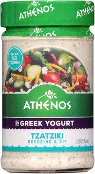Athenos Tzatziki Dressing & Dip 12 fl. oz. Jar