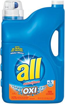 all® OXI Laundry Detergent 195 fl. oz. Bottle