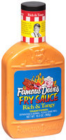 Famous Dave's® Traditional Rich & Tangy Fry Sauce 16.5 oz. Plastic Bottle