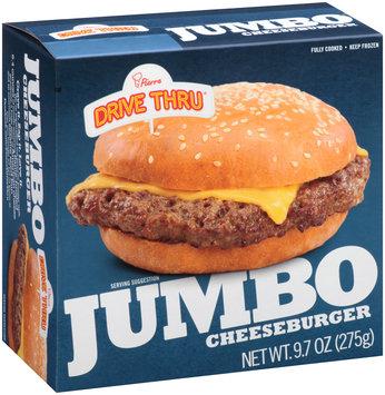 Pierre™ Drive Thru® Jumbo Cheeseburger