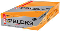 CLIF Shot® Shot Bloks® Orange Energy Chews 18 ct Box