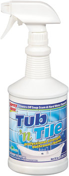 spray nine® tub 'n tile professional strength bathroom cleaner