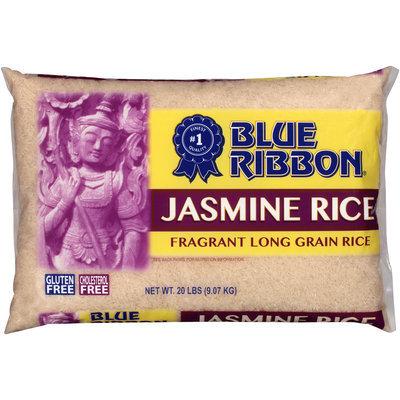 Blue Ribbon® Fragrant Long Grain Jasmine Rice 20 lb. Bag