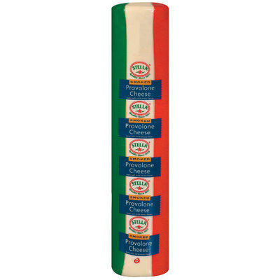 Stella® Provolone Smoked Cheese 12 Lb Loaf