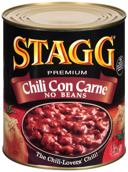 Stagg® Chili Con Carne 108 oz. Cans