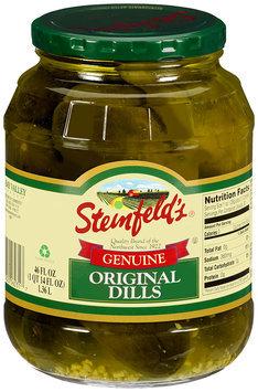 Steinfeld's® Genuine Original Dills 46 fl. oz.