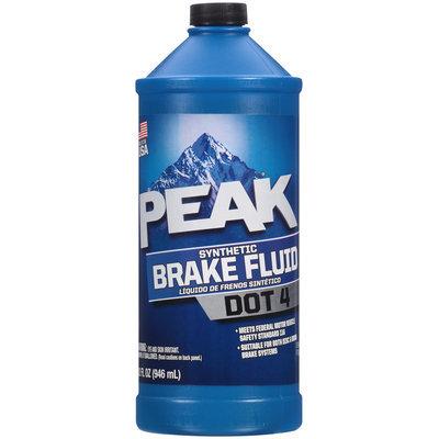 Peak® DOT 4 Synthetic Brake Fluid 32 fl. oz. Bottle