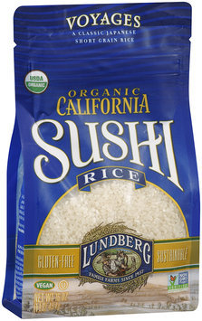 Lundberg Organic California Sushi Rice 16 oz.