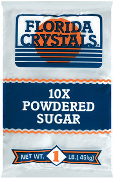 Florida Crystals 10x Powdered Sugar