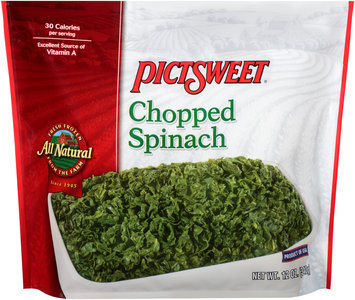 Pictsweet® Chopped Spinach 12 oz. Bag