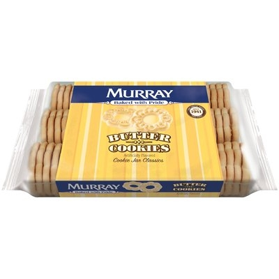 Murray® Cookie Jar Classics® Butter Cookies 11 oz. Tray
