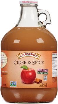 R.W. Knudsen Family® Cider & Spice 100% Juice 96 fl. oz. Jug