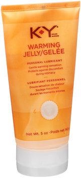 K-Y® Warming Jelly Personal Lubricant 5 oz. Tube