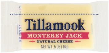 Tillamook® Monterey Jack Cheese .5 oz. Packet