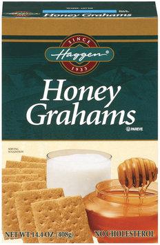 Haggen  Honey Grahams 14.4 Oz Box