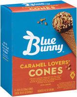 Blue Bunny™ Caramel Lovers® Reduced Fat Ice Cream Cones 4-4.6 fl. oz. Cones