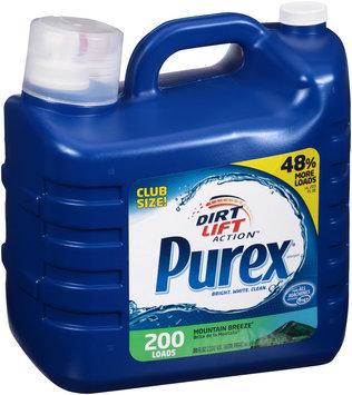 Purex® Dirt Lift Action™ Mountain Breeze® Laundry Detergent 300 fl. oz. Jug