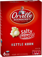 Orville Redenbacher's Salty Sweet Corn Kettle Korn