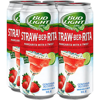 Bud Light Lime Stra-Ber-Rita