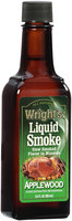 Wright's All Natural Liquid Smoke Applewood 3.5 fl. oz. Bottle
