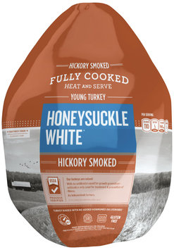 Honeysuckle White® Hickory Smoked Whole Young Turkey 8–10 lb. Pack