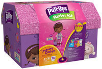 Huggies® Pull Ups® Training Pants with Learning Designs® Starter Kit for Girls 4T-5T 38 ct Box