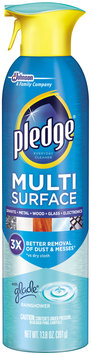 Pledge® Multi Surface Everyday Cleaner with Glade® Rainshower® 13.8 oz. Aerosol Can