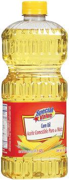 Special Value  Corn Oil 48 Oz Plastic Bottle