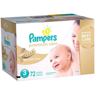 Pampers® Premium Care™ Newborn Diapers Size 3