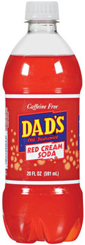 Dad's Old Fashioned® Red Cream Soda 20 Oz Bottle