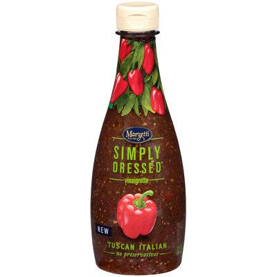 Marzetti® Simply Dressed® Tuscan Italian Vinaigrette 12 fl. oz. Squeeze Bottle