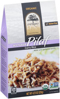 TruRoots® Organic Multigrain Curry Rice Pilaf 4.23 oz. Box