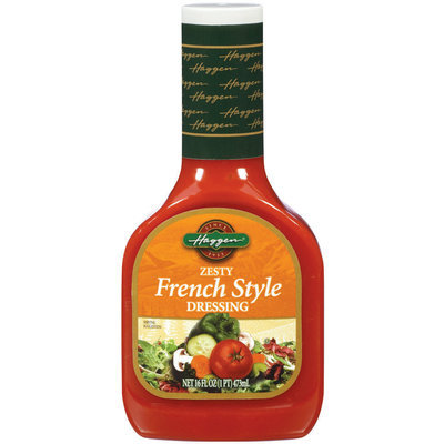 Haggen®, Zesty French Style Dressing 16 OZ