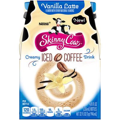 Skinny Cow Creamy Iced Coffee Vanilla Latte Flavor