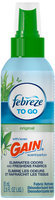 Febreze® Fabric Refresher Gain® Original Air Freshener 2.8 fl. oz. Bottle