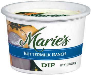 Marie's Buttermilk Ranch Dip 15.5 Oz Tub