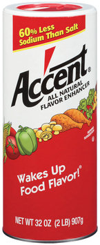 Accent  Flavor Enhancer 32 Oz Shaker