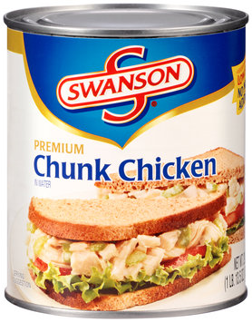 Swanson® Chunk Chicken 29.5 oz. Can
