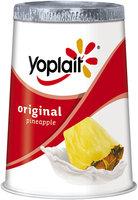 Yoplait® Original Pineapple Low Fat Yogurt