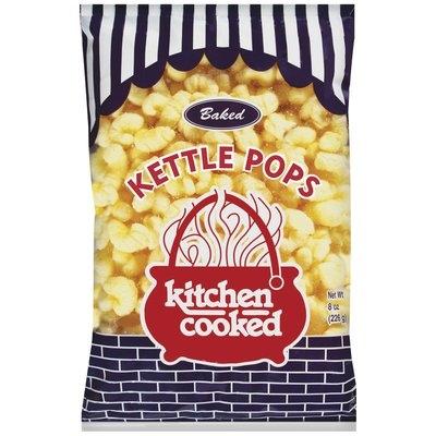 Kitchen Cooked Baked Kettle Pops 8 Oz Bag