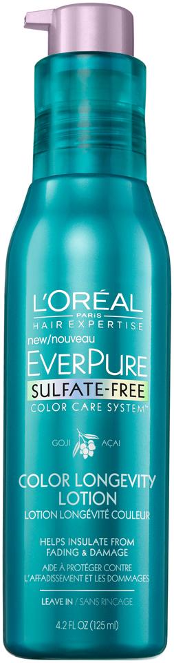 L'Oréal Paris Hair Expertise® EverPure Damage Protect Lotion 4.2 fl. oz. Bottle