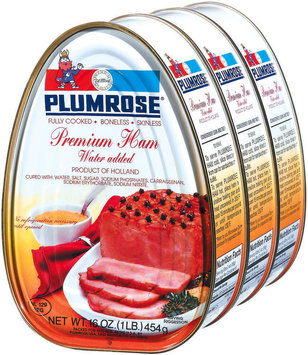 Plumrose  Canned Ham 30.4 Oz Can