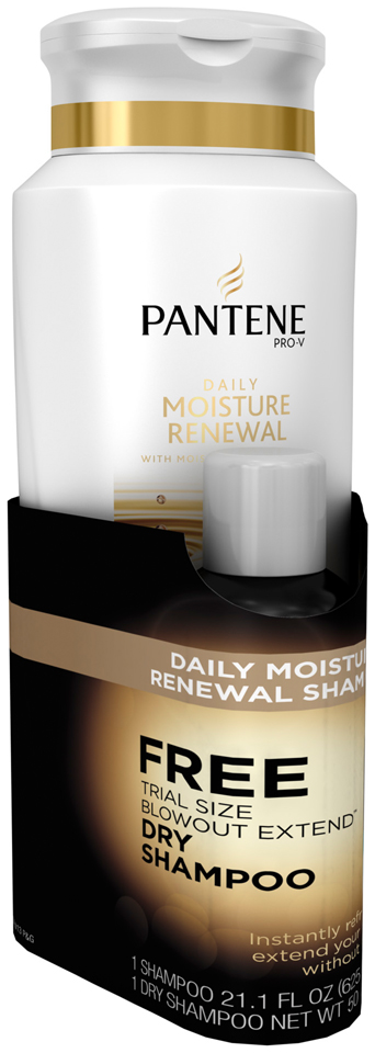 Pantene Blowout Extend Daily Moisture Renewal Shampoo